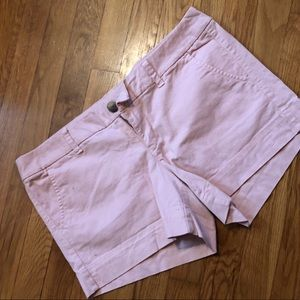 Casual shorts - salmon colored